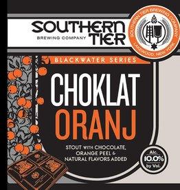 Southern Tier 'Choklat Oranj' Stout w/ Chocoalte & Orange Peel 22oz