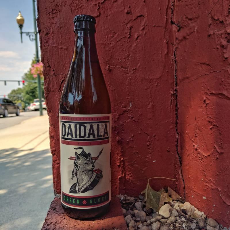 Daidala 'Green Glory' Hard Cider 500ml