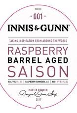 Innis & Gunn 'Raspberry Barrel Aged Saison' 22oz