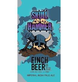 Finch's 'Skuller Hammer' Imperial IPA 16oz Sgl