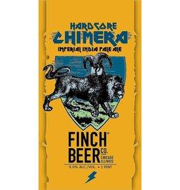 Finch's 'Hardcore Chimera' Imperial IPA 16oz Sgl