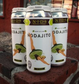 NoDa 'NoDaJito' Mint & Lime Witbier 16oz Sgl (Can)