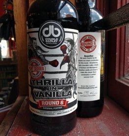Double Barley 'Thrilla in Vanilla - Round 6' Neopolitan Imperial Stout 22oz