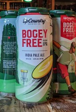 UpCountry 'Bogey Free' Session IPA 16oz Sgl