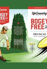 UpCountry 'Bogey Free' Session IPA 16oz (Can)