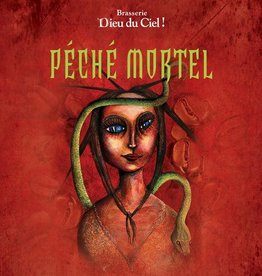 Dieu du Ciel! 'Peche Mortel' Imperial Stout brewed with Coffee 12oz Sgl