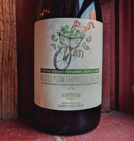 Haw River 'Rusted Plow w/ Cucumber, Basil & Lime' 500ml