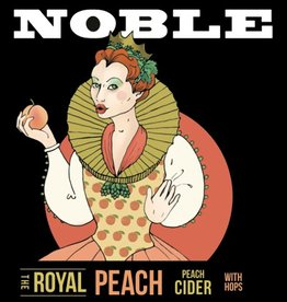 Noble Cider 'Royal Peach' Cider 500ml