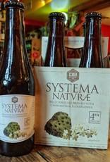 D9 'Systema Naturae' Wild Sour Ale brewed with Cherimoya & Elderflower 12oz Sgl