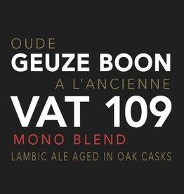 Boon 'VAT 109 Mono Blend' Oude Geuze 375ml