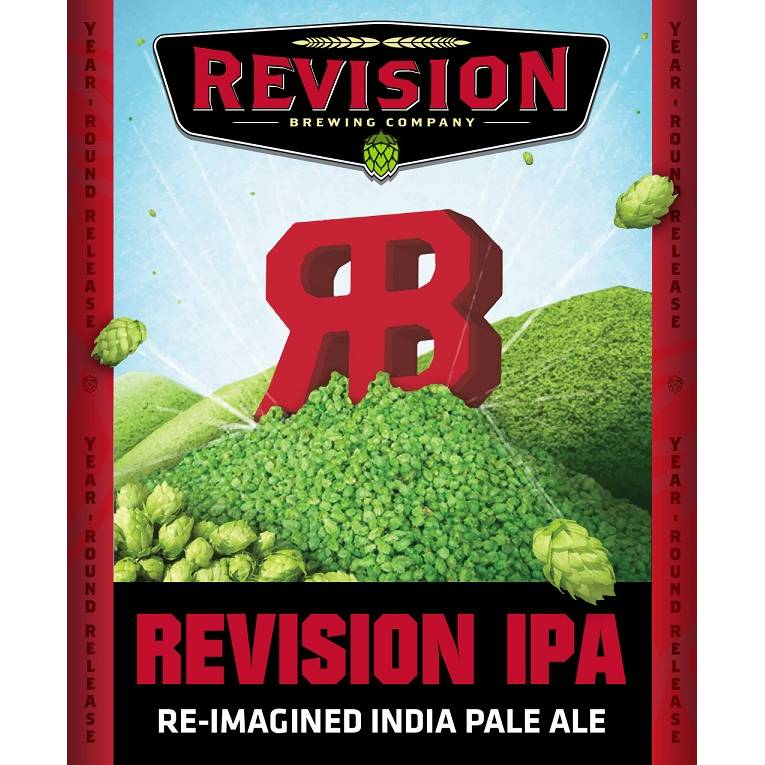 Revision 'IPA' 12oz Sgl