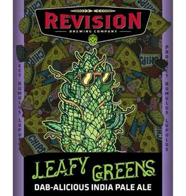 Revision 'Leafy Greens' IPA 22oz