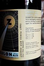 Zebulon Artisan Ales 'Arctic Ale Circa 1880 (for the Damned)' 750ml