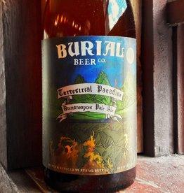 Burial 'Terrestrial Paradise' Brett Pale Ale 750mL