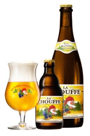 d'Achouffe 'La Chouffe' 330ml Sgl