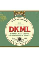Founders 'DKML' Barrel-Aged Malt Liquor 12oz Sgl