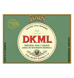Founders 'DKML' Barrel-Aged Malt Liquor 12oz Sgl