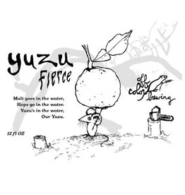 Off Color 'Yuzu Fierce' Berliner Weisse 12oz Sgl