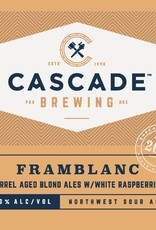 Cascade 'Framblanc' Barrel-aged Sour Ale 750ml