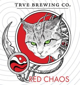 TRVE 'Red Chaos' Barrel Aged Sour Ale w/ Cherries 375ml