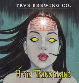 TRVE 'Brain Transplant' Dry Hopped Sour Ale 375ml