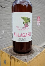 Allagash Brewing Co. 'Fluxus 2017' Saison Ale brewed with Rhubard 750ml