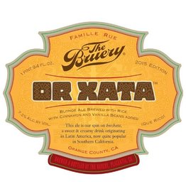 The Bruery 'Or Xata' 750ml