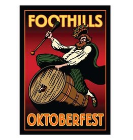 Foothills 'Oktoberfest' Lager 12oz Sgl