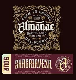 Almanac 'Sangriaveza' Sour Ale 375ml