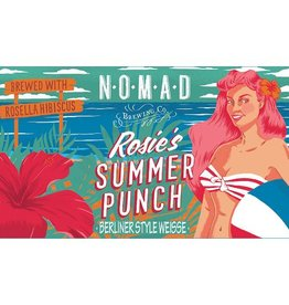 Nomad 'Rosies Summer Punch' 12oz Sgl