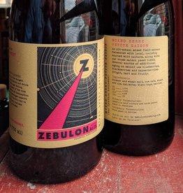 Zebulon Artisan Ales 'Mixed Berry Petite Saison' for Cynthia Robinson 750ml