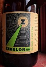 Zebulon Artisan Ales 'House Saizon' 750ml