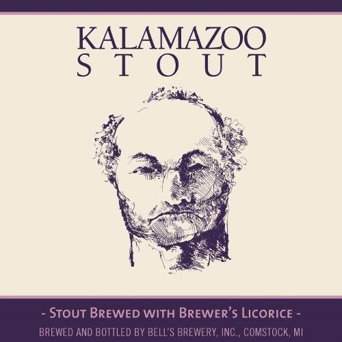 Bell's 'Kalamazoo' Stout w/ Licorice 12oz Sgl