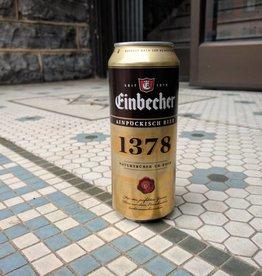 Einbecker 'Ainpöckisch Bier 1378' 16oz Sgl (Can)