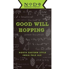 NoDa 'Good Will Hopping' North Eastern Style IPA 16oz Sgl (Can)