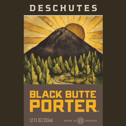Deschutes 'Black Butte' Porter 12oz Sgl