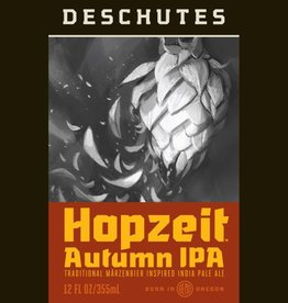Deschutes 'Hopzeit' Autumn IPA 12oz Sgl