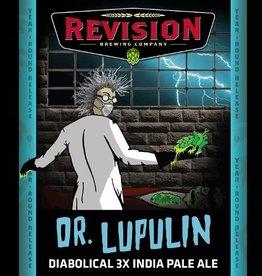 Revision 'Dr Lupulin' Triple IPA 12oz Sgl
