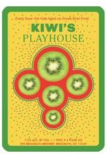 Brooklyn 'Kiwi's Playhouse' Zesty Sour Ale w/ Kiwi 750ml