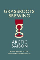 Anchorage x Hill Farmstead 'Grassroots Arctic Saison' 750ml