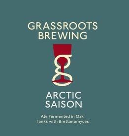Anchorage x Hill Farmstead 'Grassroots Arctic Saison' 750ml