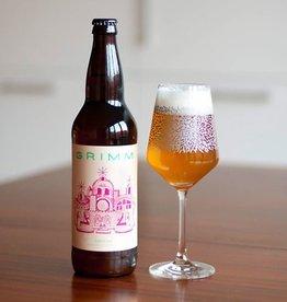 Grimm Artisanal Ales 'Castling' Dry-hopped Farmhouse Ale 22oz