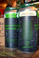 NoDa 'Good Will Hopping' North Eastern Style IPA 16oz Sgl (Can)