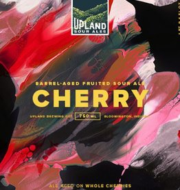Upland 'Cherry' Barrel-aged Fruited Sour Ale 750ml