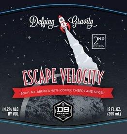 D9 'Defying Gravity Series - Escape Velocity' Strong Sour Ale 12oz Sgl
