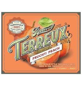 The Bruery Terreux 'Frucht: Peach' 750ml