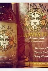Green Man 'Harvester' Marzen Lager 12oz Sgl