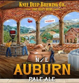 Knee Deep 'Auburn' Pale Ale 12oz Sgl