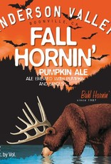 Anderson Valley 'Fall Hornin' Pumpkin Ale 12oz Sgl
