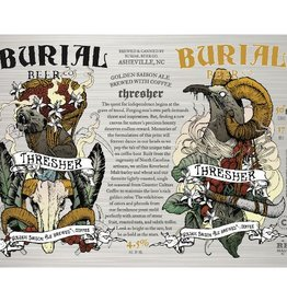 Burial 'Thresher' Coffee Saison 16oz Sgl (Can)